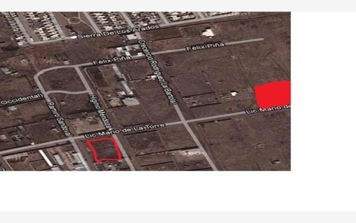 Foto de terreno habitacional en venta en  ., sierra azul, chihuahua, chihuahua, 700845 No. 01
