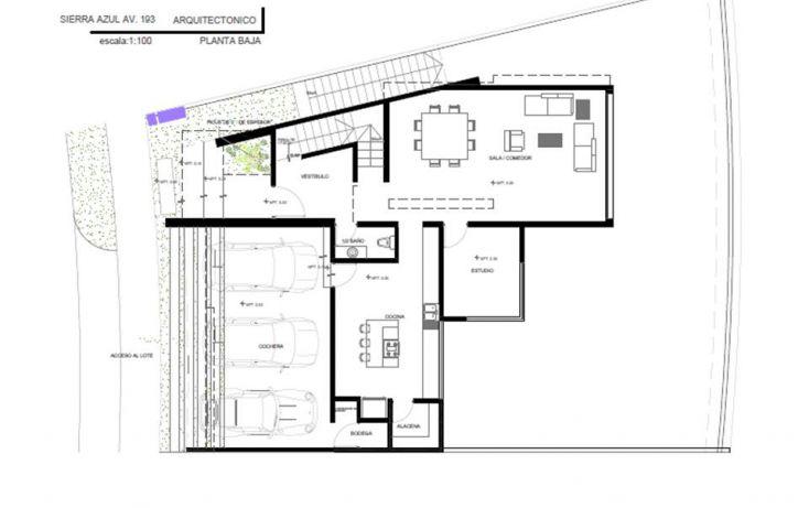 Foto de casa en condominio en venta en, sierra azúl, san luis potosí, san luis potosí, 1140915 no 05