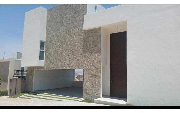 Foto de casa en venta en  , sierra azúl, san luis potosí, san luis potosí, 1872908 No. 01