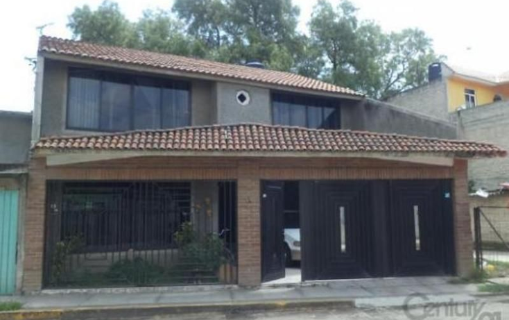 Foto de casa en venta en  , sierra de guadalupe, tultitl?n, m?xico, 1630726 No. 01