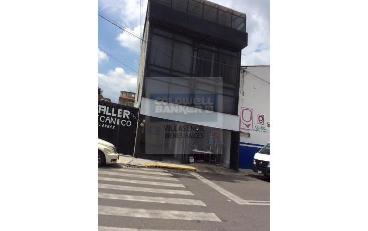Foto de edificio en venta en  , eva sámano de lópez mateos, toluca, méxico, 1215775 No. 01