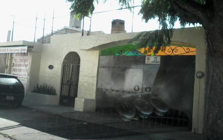 Foto de casa en venta en sierra de ozumatlan 100, doctor miguel silva, morelia, michoacán de ocampo, 898509 no 01