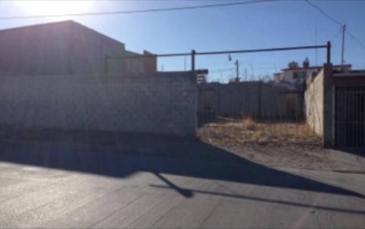 Foto de terreno habitacional en venta en sierra de rancheria 5689, coloso, juárez, chihuahua, 412257 no 01