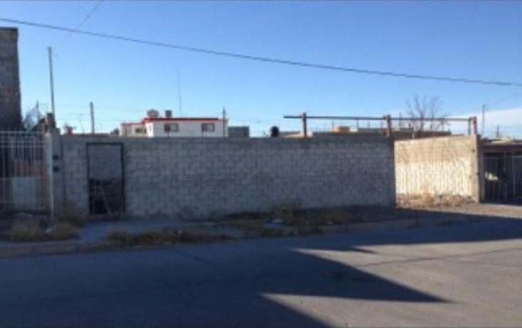 Foto de terreno habitacional en venta en sierra de rancheria 5689, coloso, juárez, chihuahua, 412257 no 02