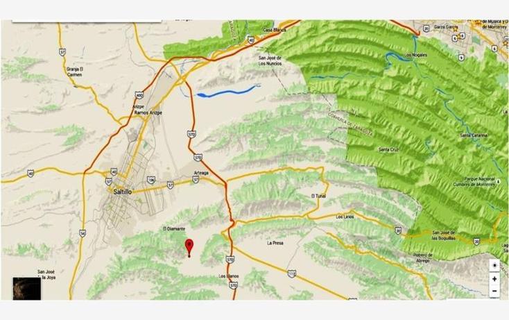 Foto de terreno habitacional en venta en  , sierra hermosa, arteaga, coahuila de zaragoza, 1159581 No. 06