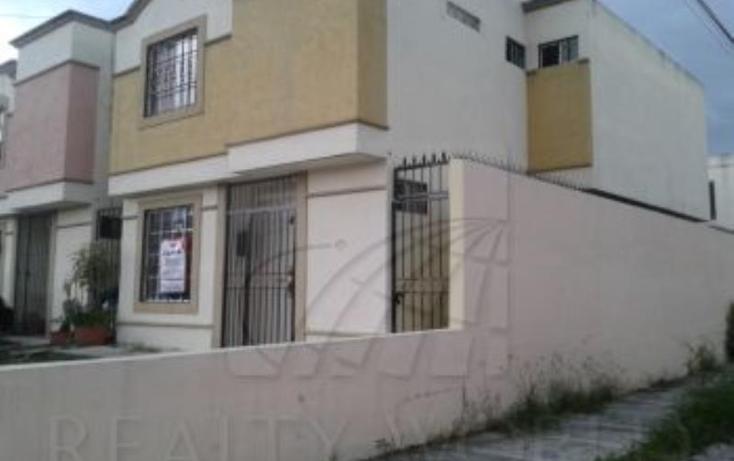 Foto de casa en venta en  , sierra morena, guadalupe, nuevo león, 2039294 No. 02