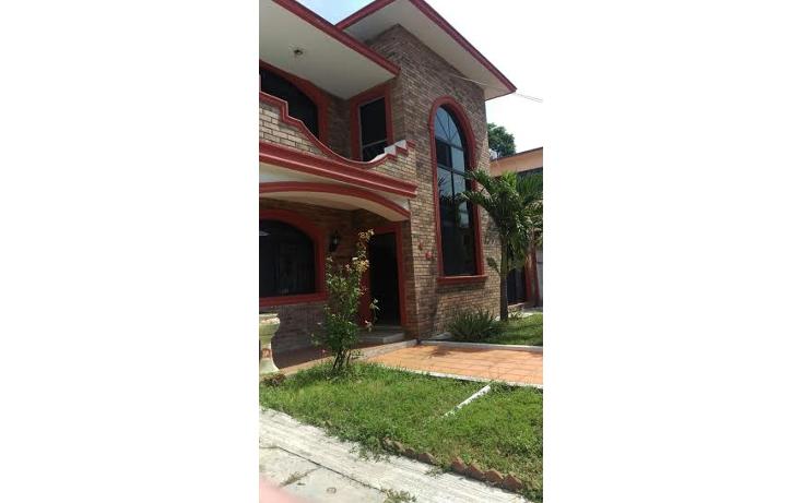 Foto de casa en renta en  , sierra morena, tampico, tamaulipas, 1111871 No. 01