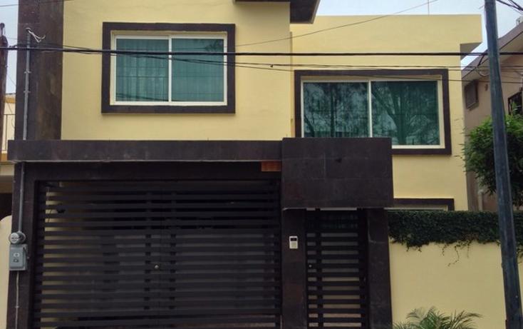 Foto de casa en venta en  , sierra morena, tampico, tamaulipas, 1518203 No. 01