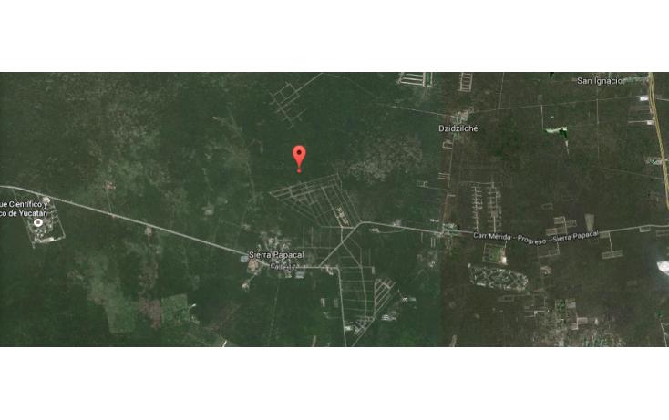 Foto de terreno comercial en venta en  , sierra papacal, mérida, yucatán, 1040273 No. 01