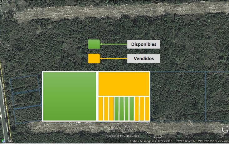 Foto de terreno habitacional en venta en, sierra papacal, mérida, yucatán, 1107471 no 01