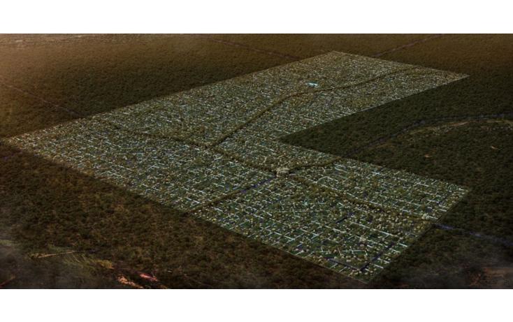 Foto de terreno habitacional en venta en  , sierra papacal, mérida, yucatán, 1242883 No. 06