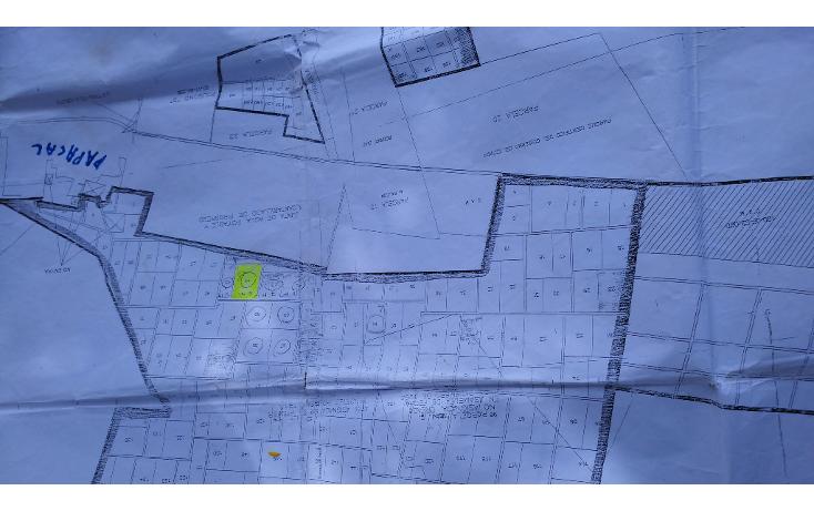 Foto de terreno habitacional en venta en  , sierra papacal, mérida, yucatán, 1250127 No. 01
