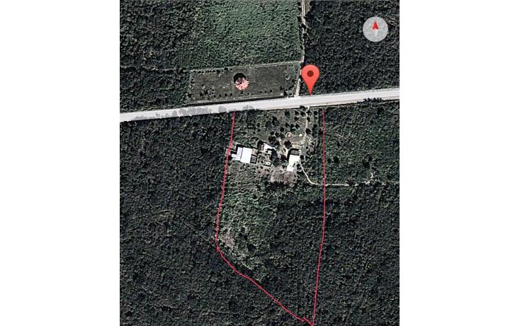 Foto de terreno habitacional en venta en  , sierra papacal, mérida, yucatán, 1259251 No. 01