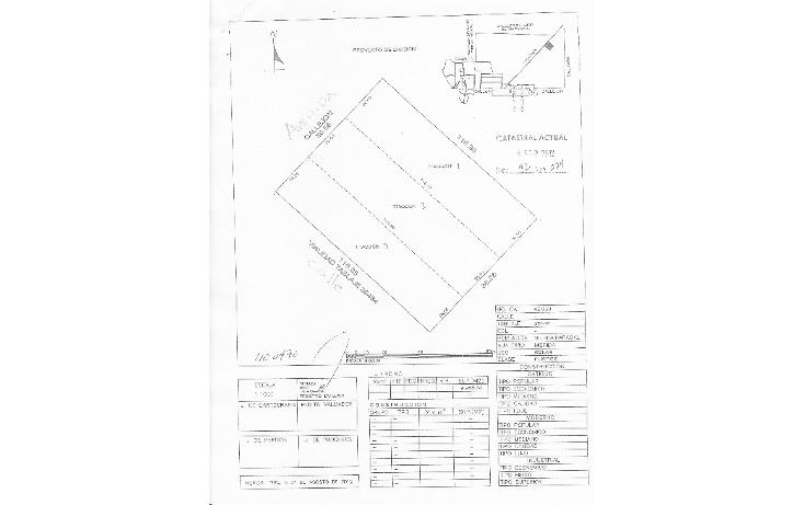 Foto de terreno habitacional en venta en  , sierra papacal, mérida, yucatán, 1267615 No. 02