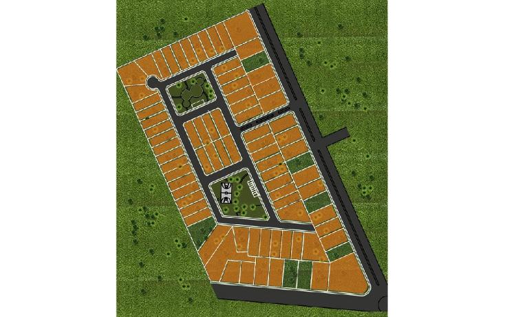 Foto de terreno habitacional en venta en  , sierra papacal, mérida, yucatán, 1496173 No. 03