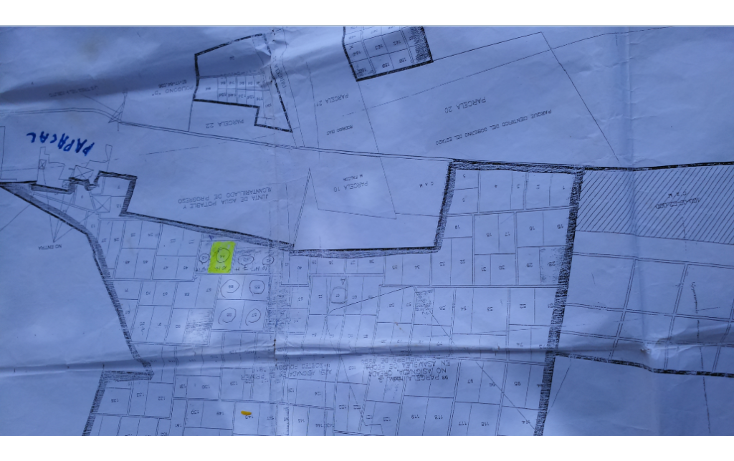 Foto de terreno habitacional en venta en  , sierra papacal, mérida, yucatán, 1579120 No. 01