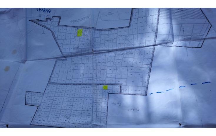 Foto de terreno habitacional en venta en  , sierra papacal, mérida, yucatán, 1579120 No. 02
