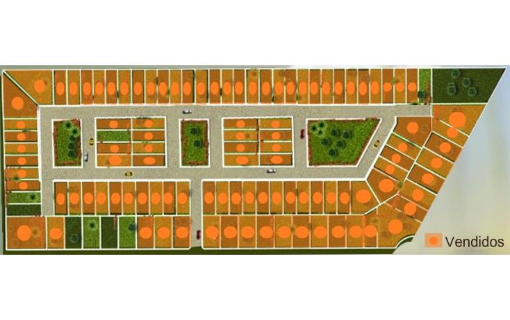 Foto de terreno habitacional en venta en  , sierra papacal, mérida, yucatán, 1733442 No. 04