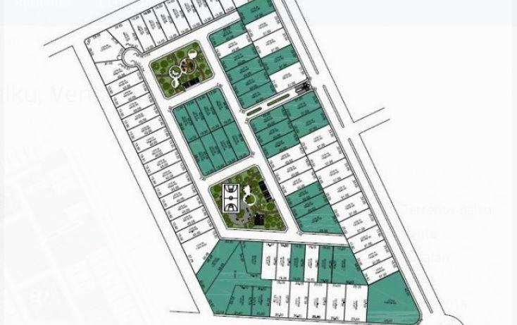 Foto de terreno habitacional en venta en, sierra papacal, mérida, yucatán, 1736796 no 01