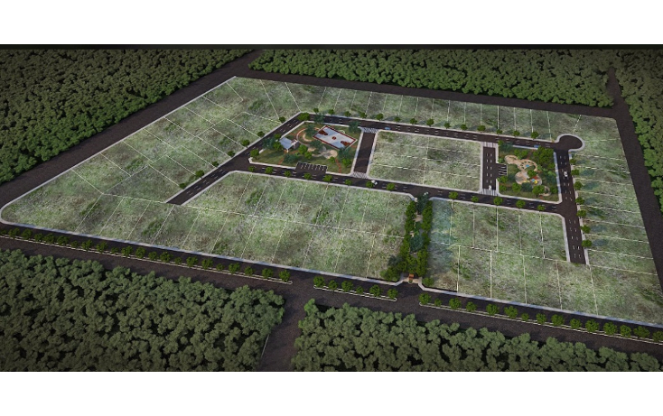 Foto de terreno habitacional en venta en  , sierra papacal, mérida, yucatán, 1736796 No. 02