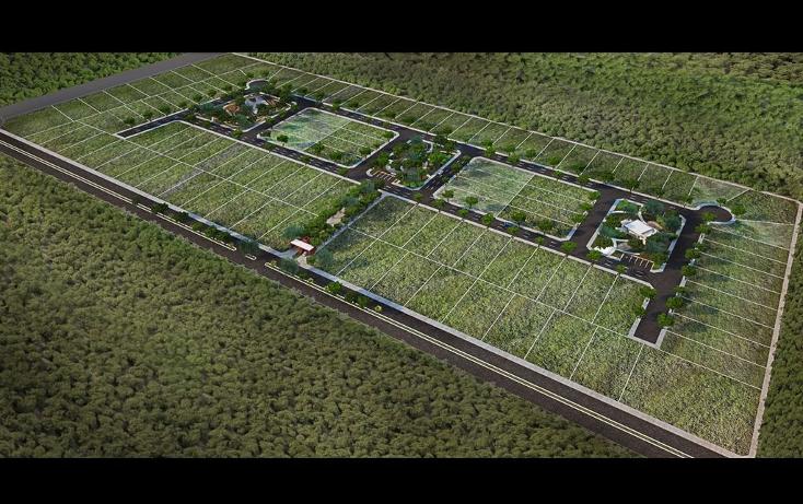 Foto de terreno habitacional en venta en  , sierra papacal, mérida, yucatán, 1749776 No. 04