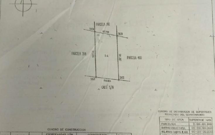 Foto de terreno habitacional en venta en, sierra papacal, mérida, yucatán, 1998804 no 05