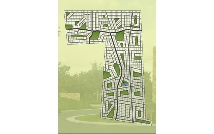 Foto de terreno habitacional en venta en  , sierra papacal, mérida, yucatán, 2013518 No. 06