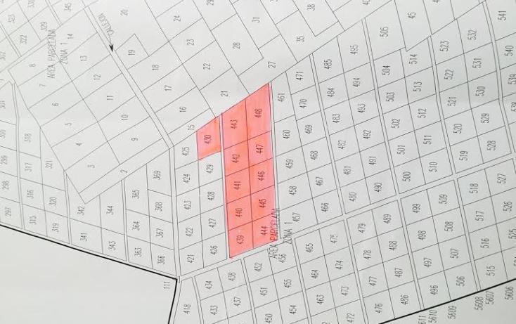 Foto de terreno habitacional en venta en  , sierra papacal, mérida, yucatán, 2035034 No. 02