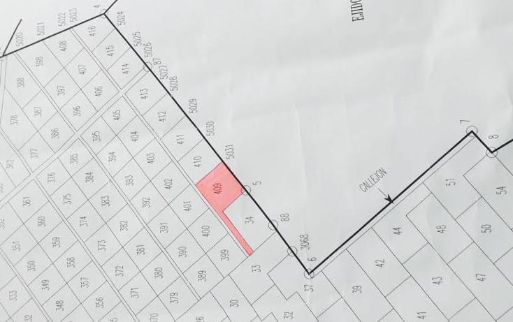 Foto de terreno habitacional en venta en  , sierra papacal, mérida, yucatán, 2035034 No. 03