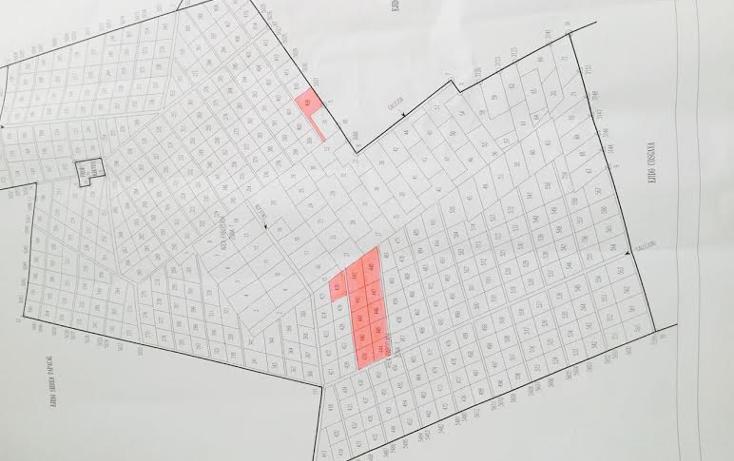 Foto de terreno habitacional en venta en  , sierra papacal, mérida, yucatán, 2035034 No. 04