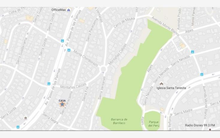 Foto de casa en venta en sierra paracaima 1, lomas de chapultepec ii sección, miguel hidalgo, distrito federal, 2543092 No. 01