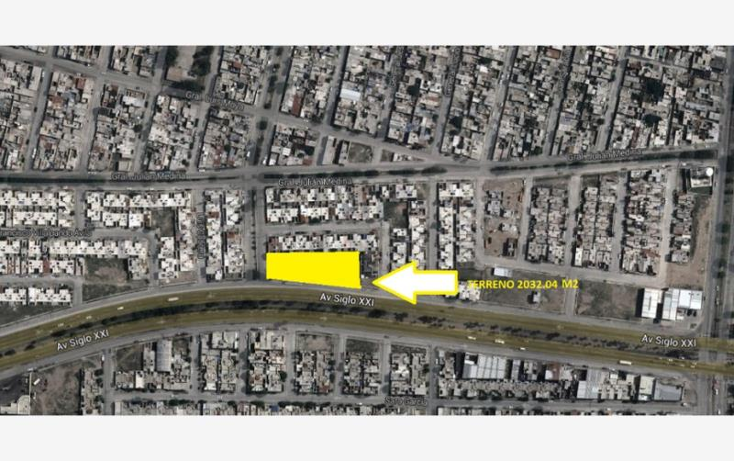 Foto de terreno comercial en venta en  000, villas del pilar 1a sección, aguascalientes, aguascalientes, 967373 No. 02