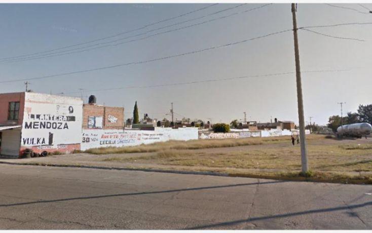 Foto de terreno comercial en venta en siglo xxi, villas del pilar 1a sección, aguascalientes, aguascalientes, 967393 no 02