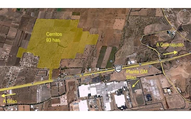 Foto de terreno habitacional en venta en  , silao centro, silao, guanajuato, 1084481 No. 01