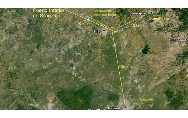 Foto de terreno habitacional en venta en  , silao centro, silao, guanajuato, 1084481 No. 03