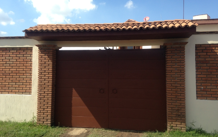 Foto de casa en venta en  , simpanio norte, morelia, michoacán de ocampo, 1059139 No. 01