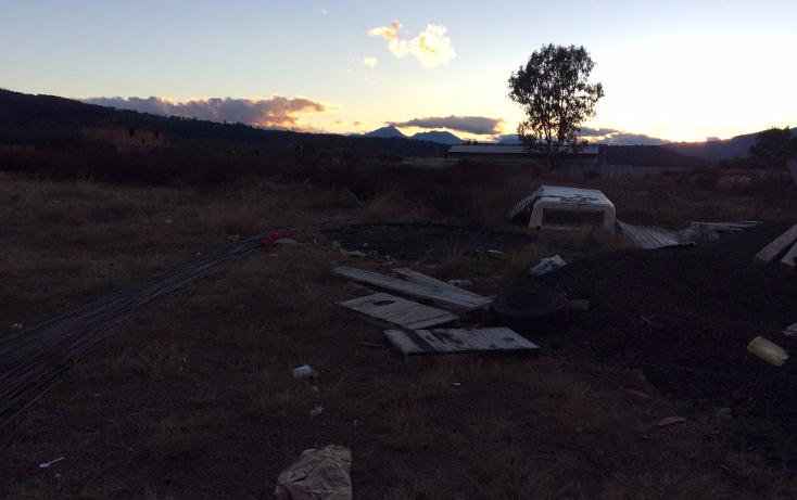 Foto de terreno habitacional en venta en  , simpanio norte, morelia, michoac?n de ocampo, 1717620 No. 04