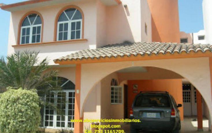 Foto de casa en renta en sin calle, la huerta, lázaro cárdenas, michoacán de ocampo, 1580162 no 01