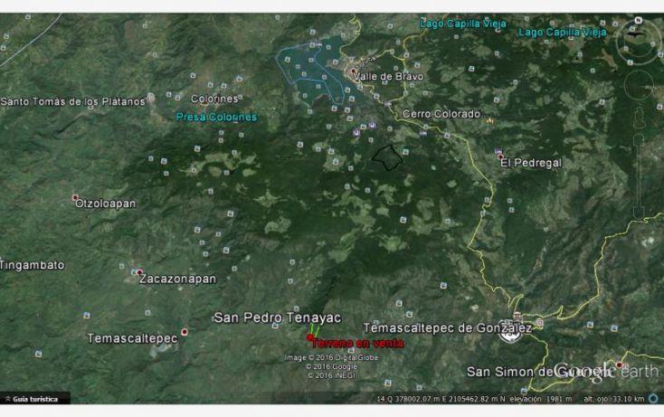 Foto de terreno comercial en venta en sin calle, san pedro tenayac, temascaltepec, estado de méxico, 1762344 no 10
