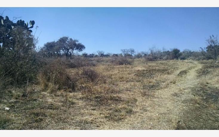 Foto de terreno habitacional en venta en sin nombre 0, la magdalena, san juan del r?o, quer?taro, 1609598 No. 02