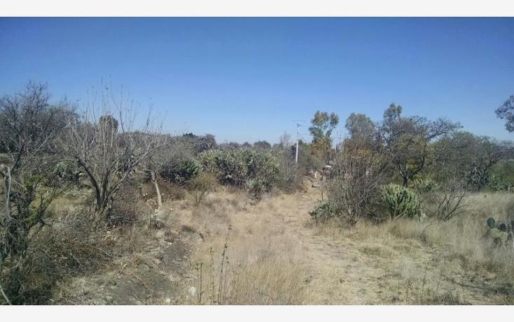 Foto de terreno habitacional en venta en sin nombre 0, la magdalena, san juan del r?o, quer?taro, 1609598 No. 06
