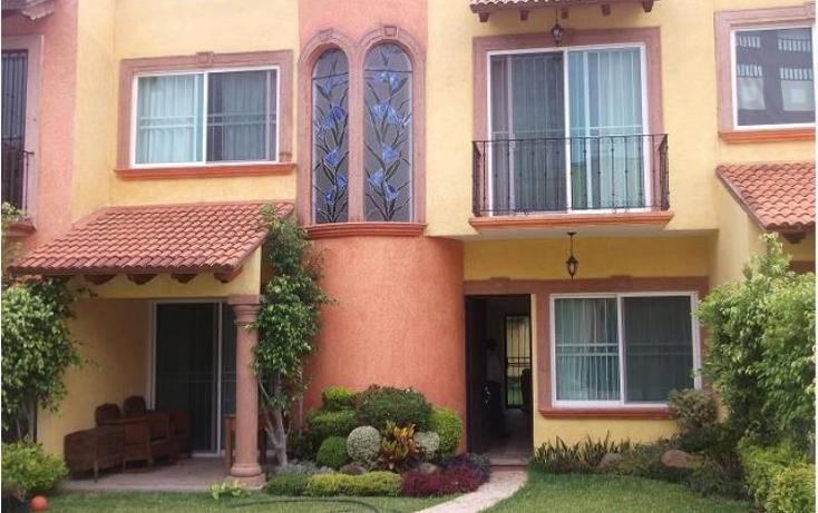 Foto de casa en venta en sin nombre 26, el castillo, jiutepec, morelos, 1003769 No. 09