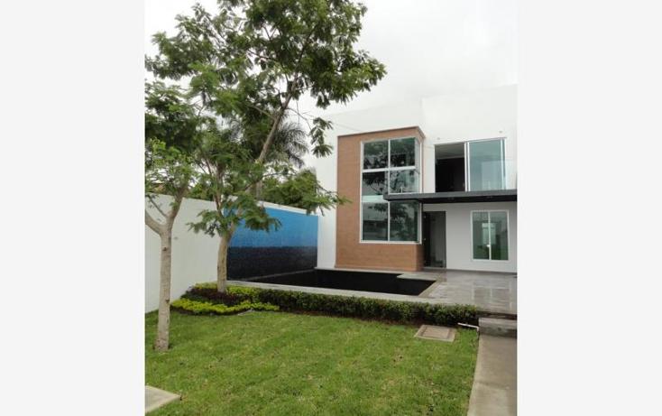 Foto de casa en venta en sin nombre 5, lomas de trujillo, emiliano zapata, morelos, 1414189 No. 03