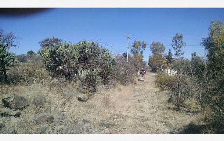 Foto de terreno habitacional en venta en sin nombre, arboledas, san juan del río, querétaro, 1609598 no 01
