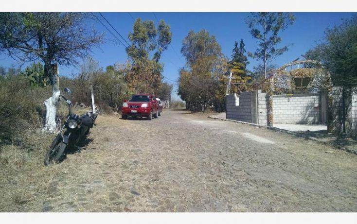 Foto de terreno habitacional en venta en sin nombre, arboledas, san juan del río, querétaro, 1609598 no 05