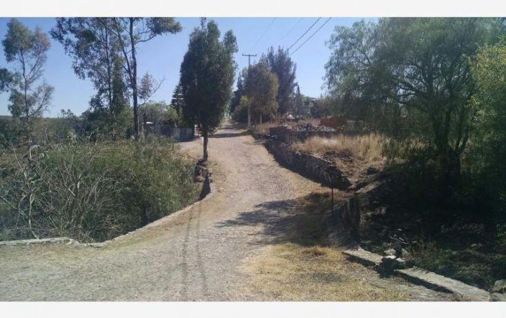 Foto de terreno habitacional en venta en sin nombre, arboledas, san juan del río, querétaro, 1609598 no 09