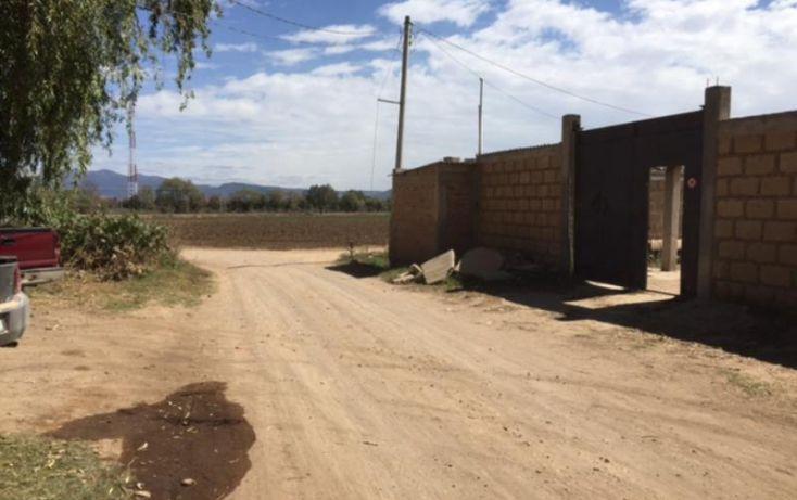 Foto de terreno habitacional en venta en sin nombre, arboledas, san juan del río, querétaro, 1783930 no 03