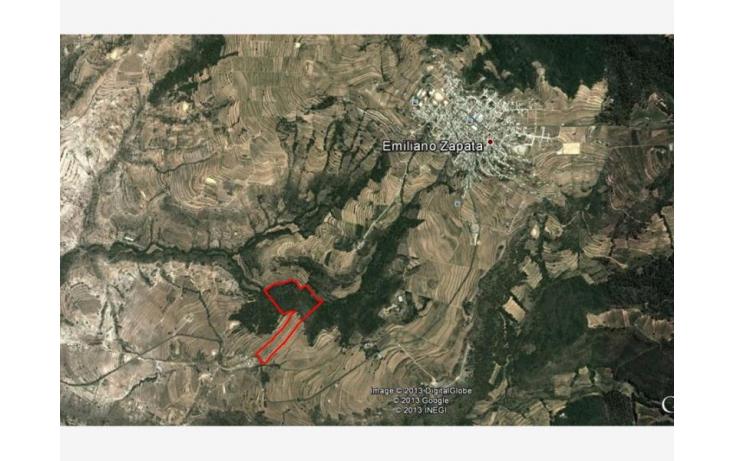 Foto de terreno comercial en venta en sin nombre, el capulín, terrenate, tlaxcala, 381483 no 02