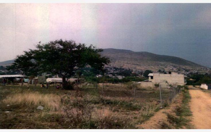 Foto de terreno habitacional en venta en sin nombre lauro cerero, olímpica, oaxaca de juárez, oaxaca, 1440867 no 01
