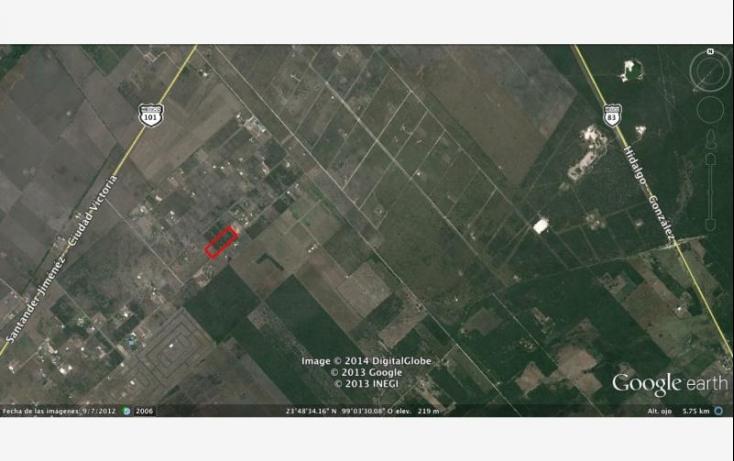 Foto de terreno habitacional en venta en sin nombre, paseo de los olivos, victoria, tamaulipas, 469703 no 02